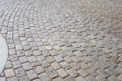 Antique EUROPEAN Patinated Granite Cobble