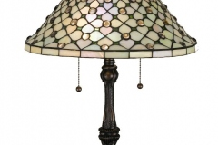 TIFFANY STYLE TABLE LAMP 21