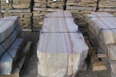 EAST MOUNTAIN SANDSTONE Live Edge Steps-a
