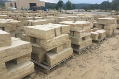 THORN CREEK SANDSTONE BLOCKS