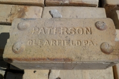 Antique Clay Pavers Patterson