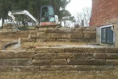 Barnstone-Installation