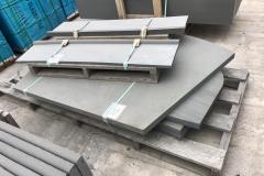 Bluestone Blue /Gray Thermal Custom Radius Steps