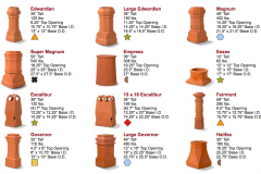 Chimney Pot Styles-6