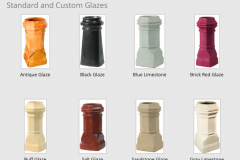 GLAZE OPTIONS