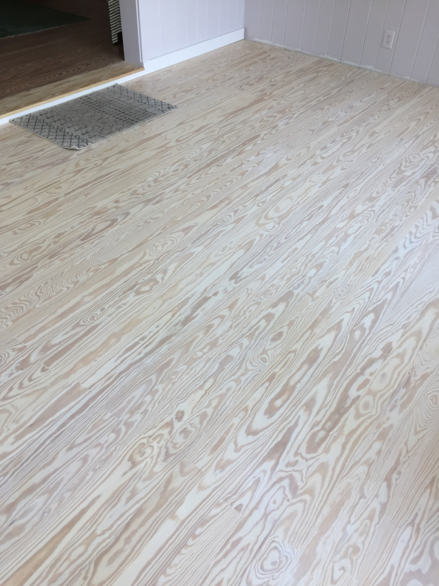 Clear Grade Southern Yellow Pine