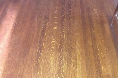 ALL Quartered Clear Grade White Oak Cherry Stain