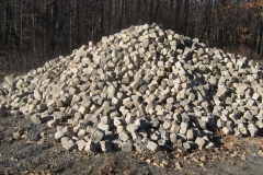 Antique Mini Cobbles in Bulk
