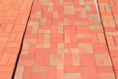 Basket Weave New Clay Paver