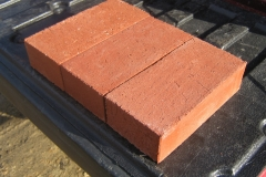 New Clay Pavers