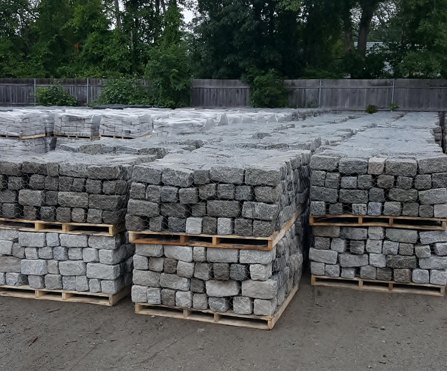 """Gray Granite 4x4x8""""+/- Wet & Dry"""