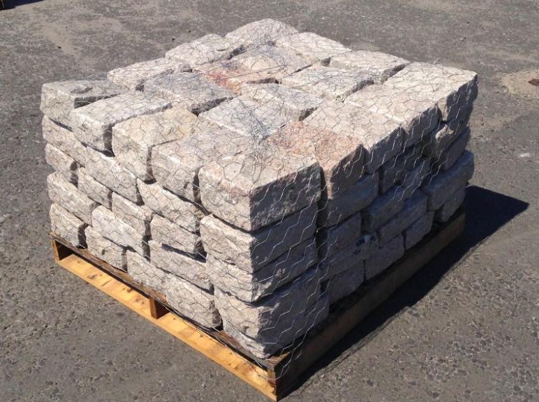 Buff Granite Jumbos