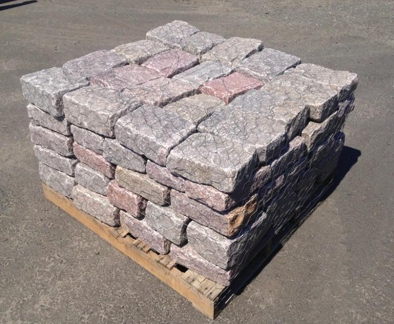 Rose Granite Jumbos