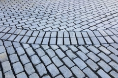 "GRAY Granite  5x9x4""+/- Installed"