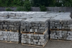 "Gray Granite 4x4x8""+/- Wet & Dry"