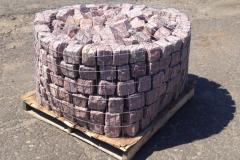 Rose Granite Cubes