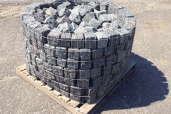 Black Granite Cubes