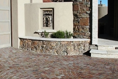 BRONZE SUMMIT Porphyry  Custom Pattern