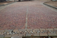 BRONZE SUMMIT Porphyry With-TEMPEST GRAY Accents
