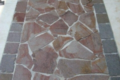 TEMPEST GRAY with BRONZE SUMMIT Porphyry