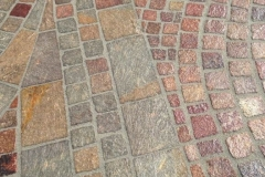 BRONZE SUMMIT Porphyry With-TEMPEST GRAY