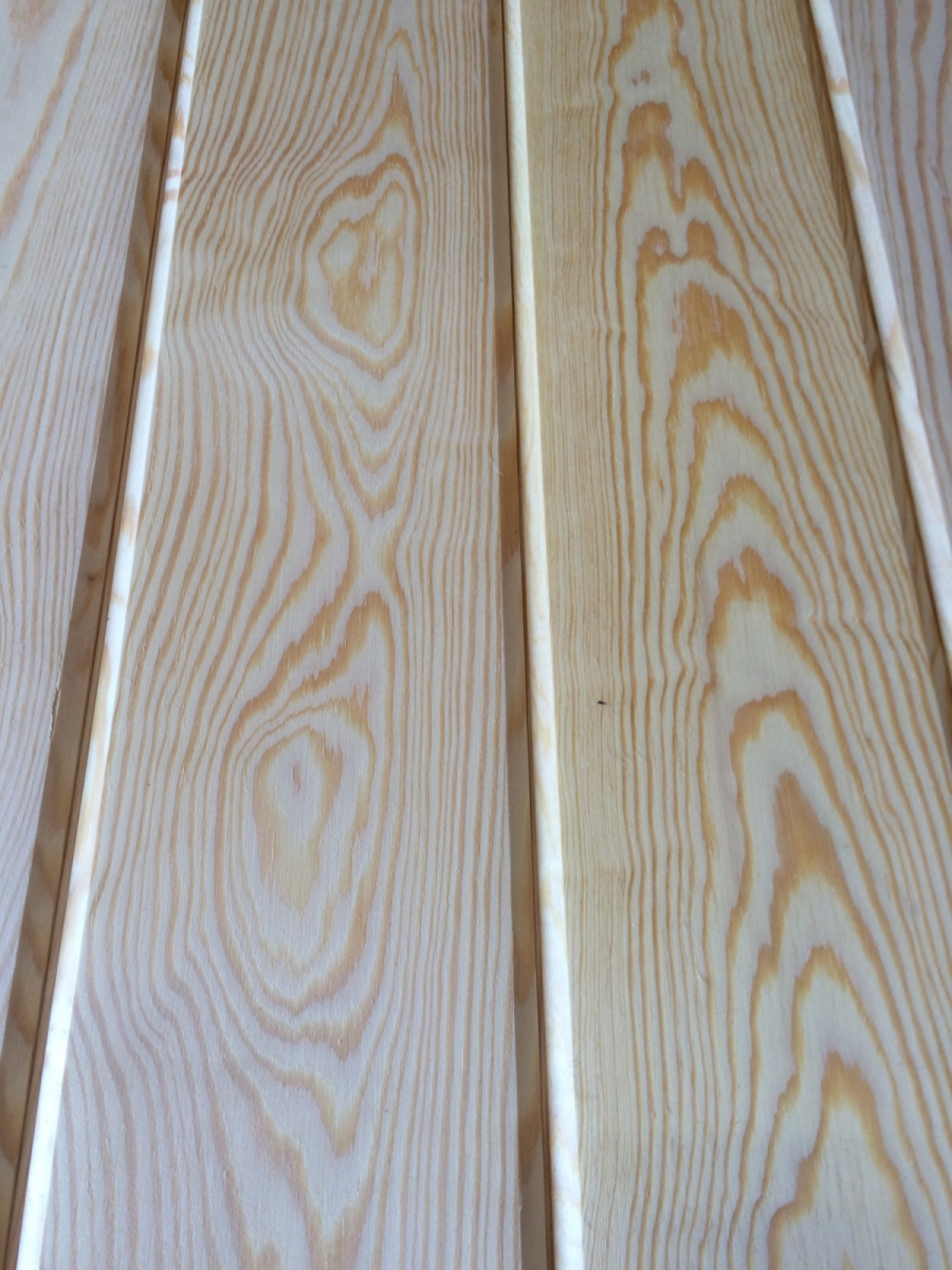 CLEAR GRADE Southern Yellow Pine V Groove
