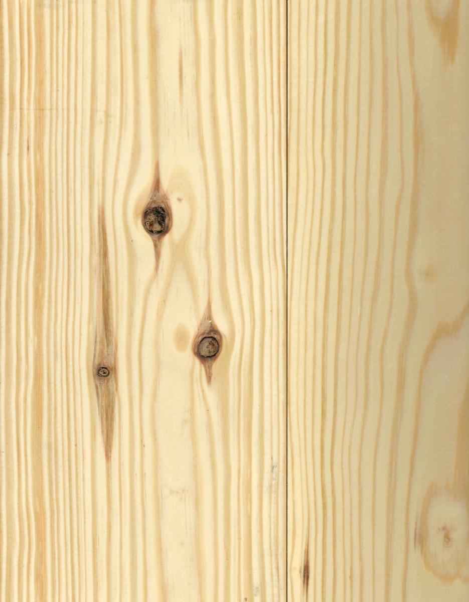KNOTTY Southern Yellow Pine