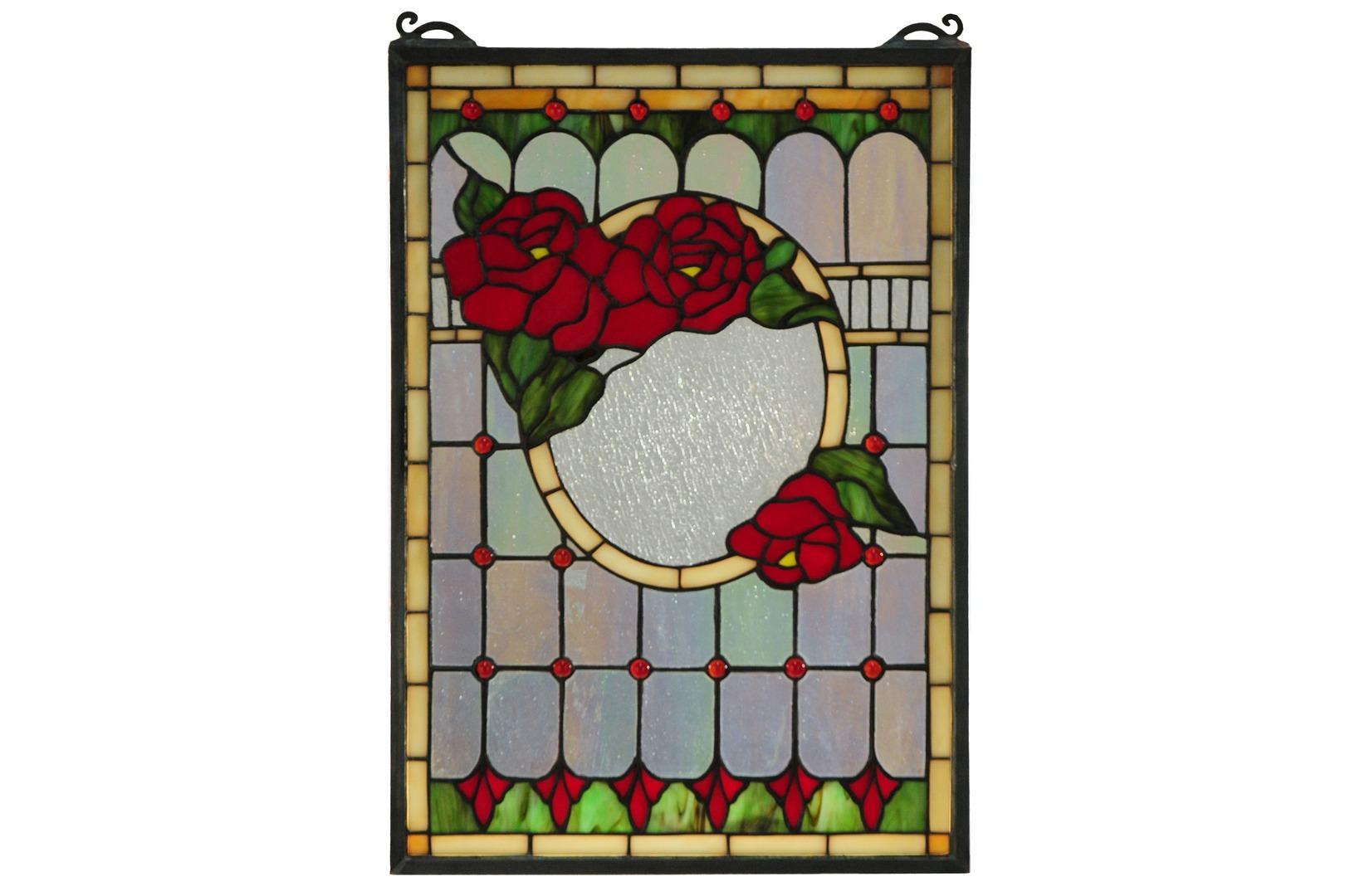 TIFFANY STYLE WINDOW 1