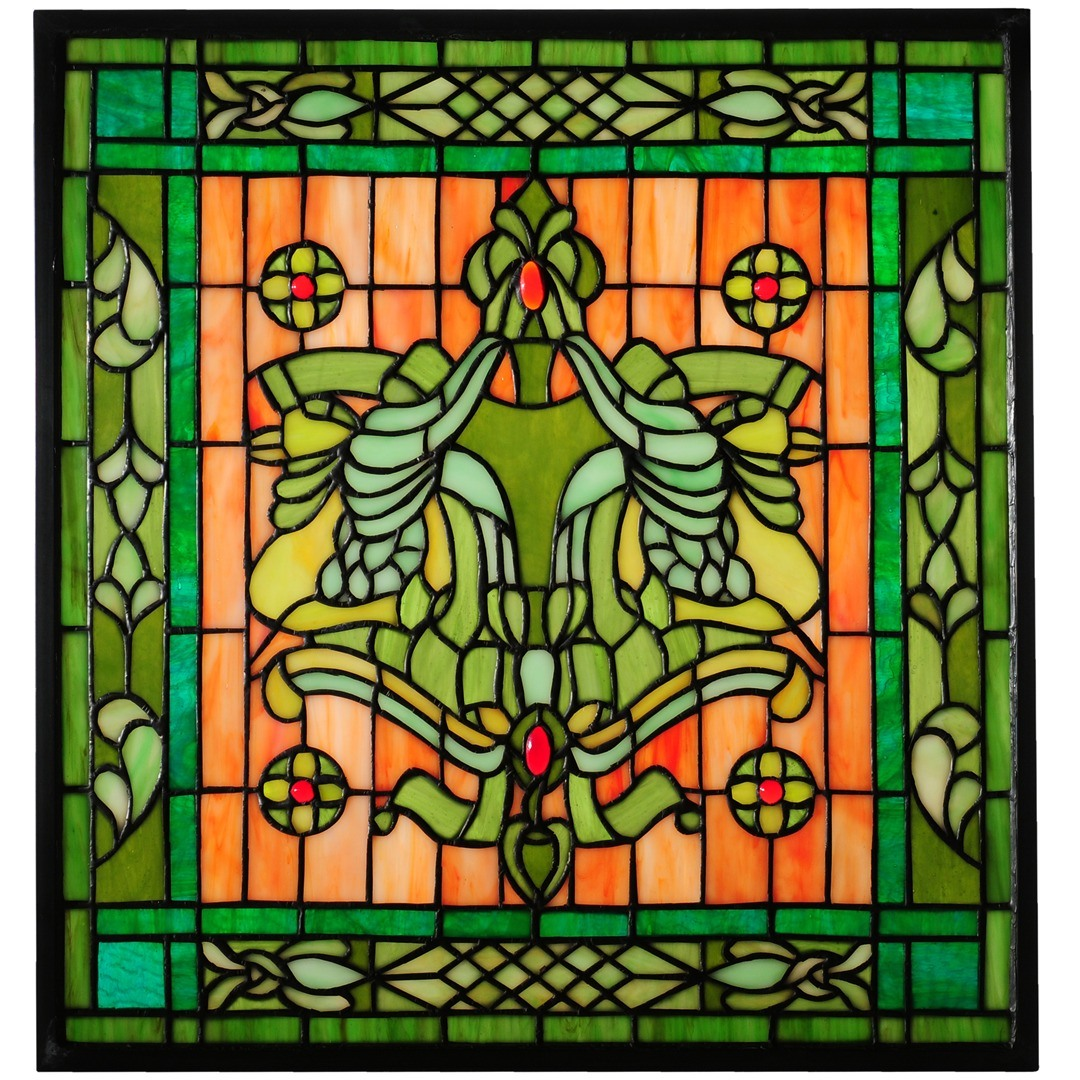 TIFFANY STYLE WINDOW 10