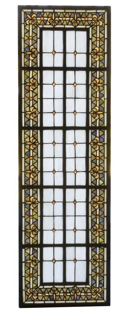 TIFFANY STYLE WINDOW 14