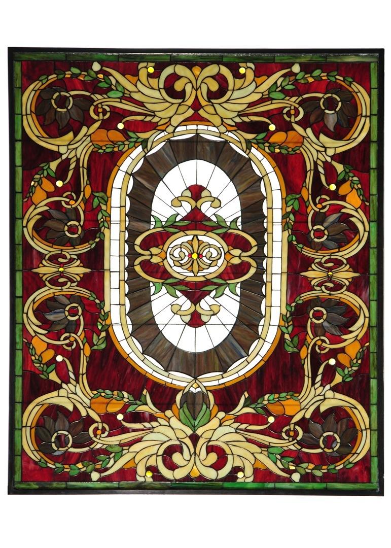 TIFFANY STYLE WINDOW 15