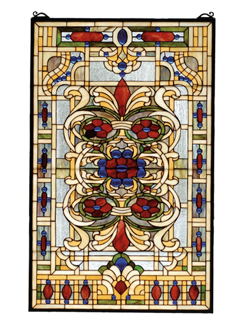 TIFFANY STYLE WINDOW 19