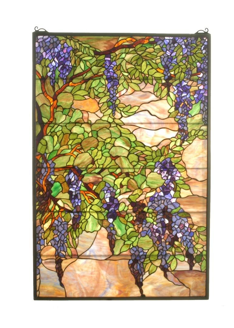 TIFFANY STYLE WINDOW 4