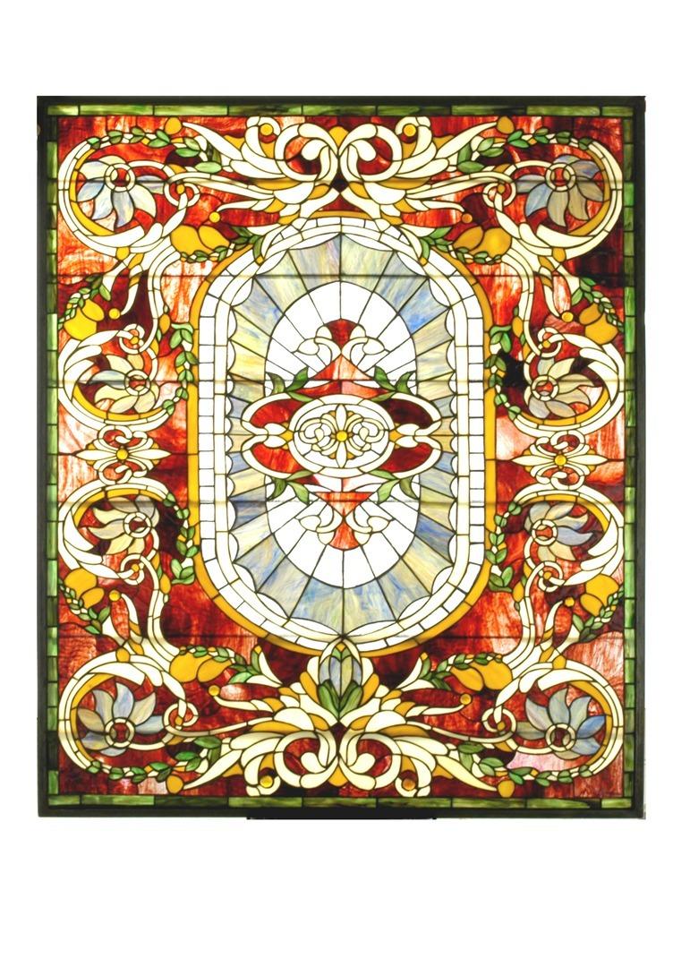TIFFANY STYLE WINDOW 8