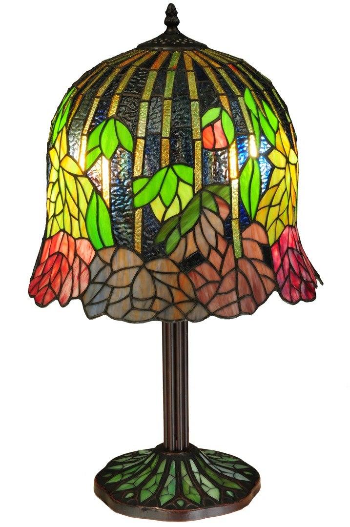 TIFFANY STYLE TABLE LAMP 31