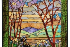 TIFFANY STYLE WINDOW 2