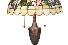 TIFFANY STYLE TABLE LAMP 10
