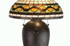 TIFFANY STYLE TABLE LAMP 11