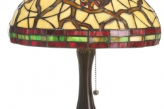 TIFFANY STYLE TABLE LAMP 12