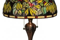 TIFFANY STYLE TABLE LAMP 14