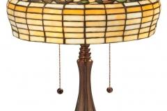 TIFFANY STYLE TABLE LAMP 15
