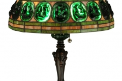 TIFFANY STYLE TABLE LAMP 19
