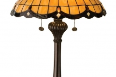 TIFFANY STYLE TABLE LAMP 24