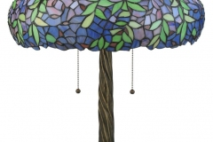 TIFFANY STYLE TABLE LAMP 25