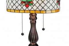 TIFFANY STYLE TABLE LAMP 26