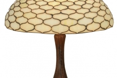 TIFFANY STYLE TABLE LAMP 27