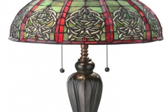 TIFFANY STYLE TABLE LAMP 28