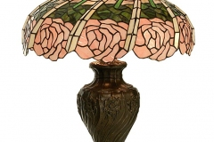 TIFFANY STYLE TABLE LAMP 3