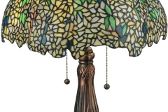 TIFFANY STYLE TABLE LAMP 32