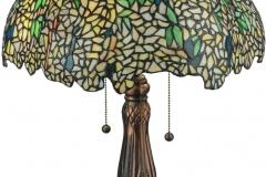 TIFFANY STYLE TABLE LAMP 32